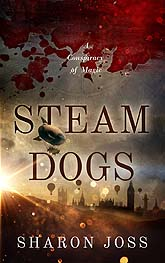 SteamDogs Ebook Cover Design