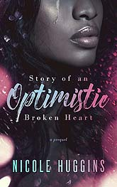Book Cover Design Sample Story of an Optimistic Broken Heart 5.3