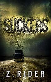 Suckers D3B Book Cover