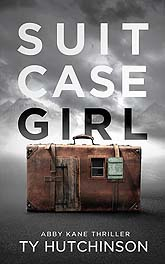 Book Cover Design Suitcase GirlD6B