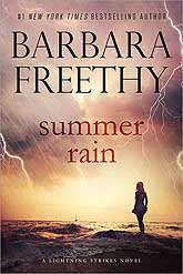 Summer Rain Cover Design Sample
