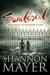 Book Cover Design Sundered5
