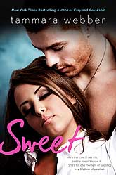 Sweet4 Book Cover Design Sample