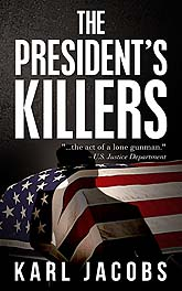 Cover Design Sample THE PRESIDENTS KILLER 07b LR