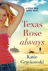 TexasRoseAlways10 Book Cover Design