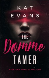 The Domme Tamer 2 Book Cover Design