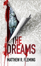 Book Cover Design The DreamsB