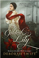 The Gilded Lily 15 Book Cover Design Sample