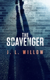 Book Cover Design The ScavengerD2