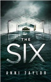 Book Cover Design The Six NEW