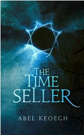 Book Cover Design Sample The Time SellerB