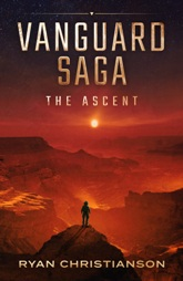 The Ascent 01 B Book Cover Sample