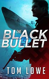 Book Cover Design The Black Bullet c E BOOK