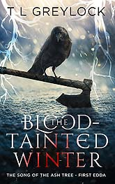 Cover Design The Blood Tainted Winter