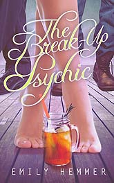 The Break Up PsychicB Cover Design