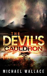 Book Cover Design The Devils CauldronD2
