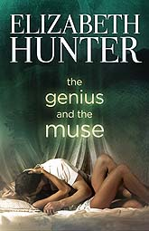The Genius and the MuseD2 Cover Design Sample