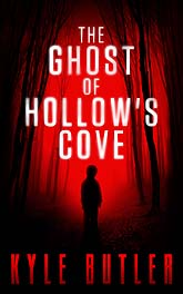 The Ghost of Hollows CoveEbook Book Cover Design