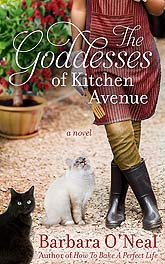Book Cover Design Sample The Goddesses4