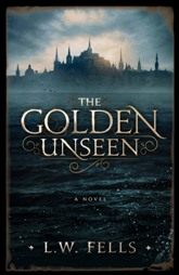 The Golden Unseen 01 B Book Cover Design