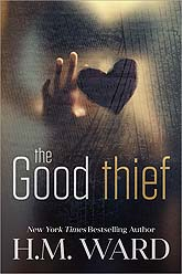 The Good Thief Book Cover Design