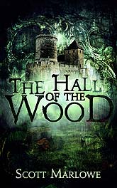Cover Design Sample The Hall of the Wood Ebook