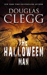 Cover Design The Halloween Man Ebook