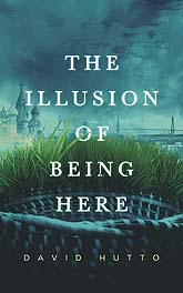 Book Cover Design Sample The Illusion of Being Here Ebook
