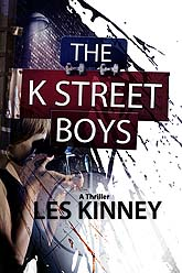 The K Street BoysC Book Cover Design