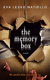 Cover Design The Memory BoxEbook