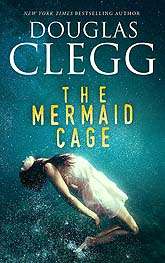 Book Cover Design The Mermaid Cage
