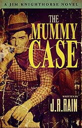 The Mummy Case2 Ebook Book Cover Sample