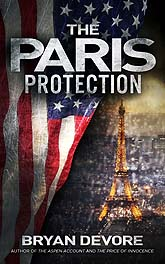 The Paris Protection ebook Book Cover