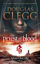 Cover Design Sample The Priest of Blood Ebook
