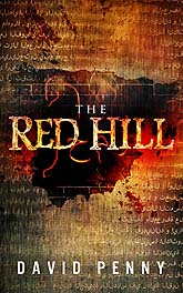 The Red Hill Ebook Cover Design Sample