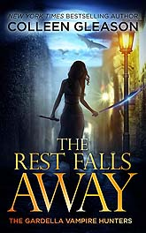The Rest Falls Away 7B Cover Design
