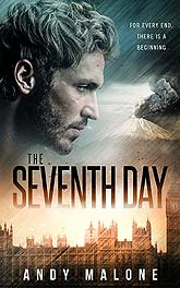 Cover Design Sample The Seventh Day sm