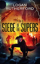 The Siege Of The Supers Cover Design