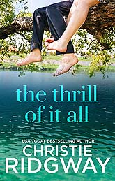 The Thrill Of It All Sample Book Cover Design