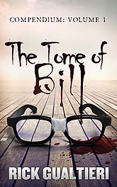 Book Cover Design The Tome of Bill C