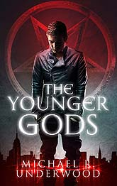 Book Cover The Younger Gods c1