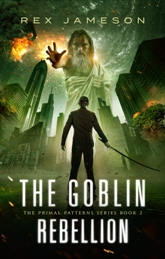 The goblin rebellion 4 B.jpeg Book Cover Design