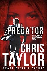 Cover Design ThePredator1b