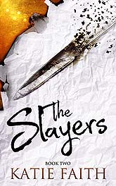 TheSlayersD5 Cover Design Sample