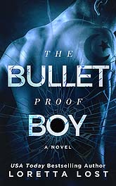 Book Cover Design The Bulletproof BoyD3
