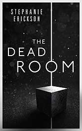 The Dead Room Book Cover Design