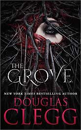 Book Cover Design The Grove