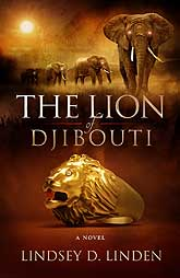 The Lion of Djbouti Cover Design Sample
