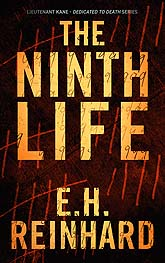 Book Cover Design Sample The Ninth Life 2