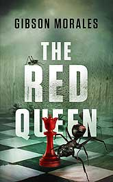 Sample Book Cover Design The Red Queen